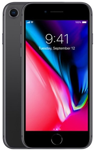 Picture of Apple iPhone 8 64GB Unlocked Space Grey