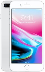 Picture of Refurbished Apple iPhone 8 Plus 256GB Unlocked Silver  - Grade A++