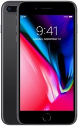 Picture of Refurbished Apple iPhone 8 Plus 256GB Unlocked Space Grey - Grade A++