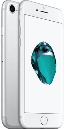 Picture of Refurbished Apple iPhone 7 32GB Unlocked Silver - Grade A