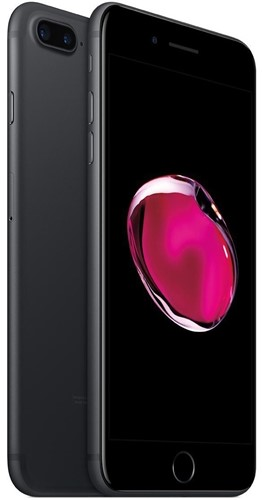 Picture of Refurbished Apple iPhone 7 Plus 128GB Unlocked Matte Black - Grade B