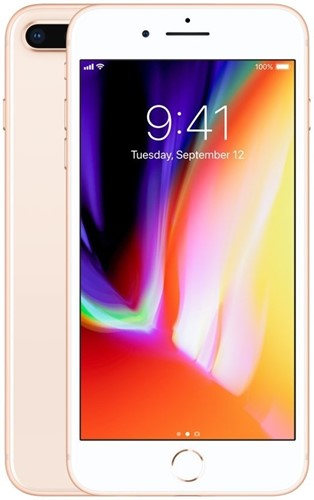 Picture of Refurbished Apple iPhone 8 Plus 64GB Gold -Unlocked | Grade A