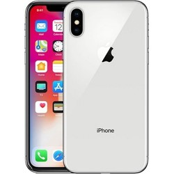 Picture of Apple iPhone X 64GB Unlocked Silver