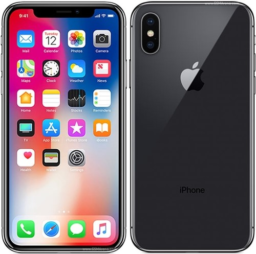 Picture of Apple iPhone X Space Grey - Unlocked