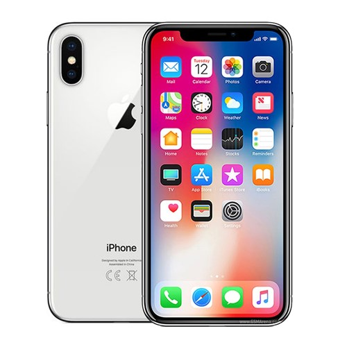 Picture of Apple iPhone X Silver - Unlocked