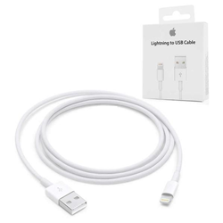 Picture of Fast iPhone Charger Cable Lightning Cable White 1-2-3M