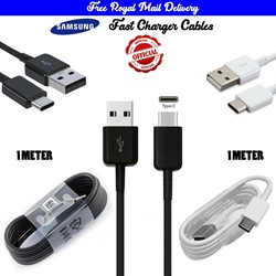 Picture of Genuine Samsung Fast USB TYPE C Charger Cable Data Lead For Galaxy Note 9 8 7 FE