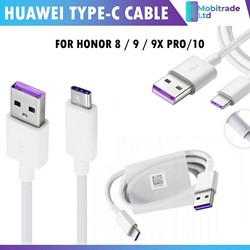 Picture of Genuine Super Fast USB Type-C Data Charger Charging Cable For Huawei Honor Phone