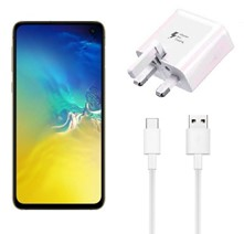 Picture for category SAMSUNG GALAXY S10E CHARGING CABLE AND ADAPTER