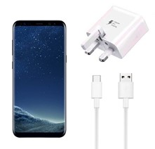 Picture for category SAMSUNG GALAXY S8 PLUS CHARGING CABLE AND ADAPTER