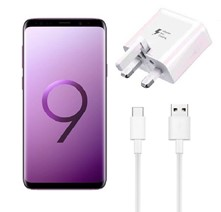 Picture for category SAMSUNG GALAXY S9 CHARGING CABLE AND ADAPTER