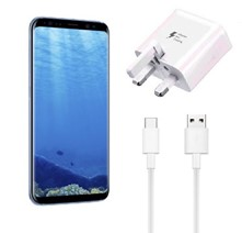 Picture for category SAMSUNG GALAXY S8 CHARGING CABLE AND ADAPTER