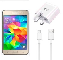 Picture for category SAMSUNG GALAXY GRAND PRIME CHARGING CABLE AND ADAPTER