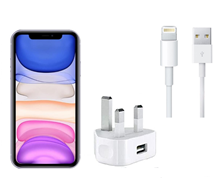 Picture for category iPhone 11 Charging Cable and Adapter