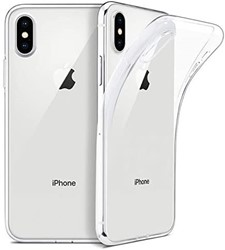 Picture of Silicon Transparent Back Case for iPhone X, XS and XR