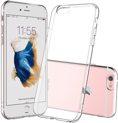Picture of New Apple iPhone 6s  Smart Transparent Case Cover