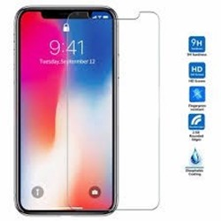 Picture of Transparent  Glass Screen Protector iPhone  X, XR, XS.