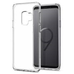 Picture of Case For Samsung Galaxy S9 Plus Glass & Transparent Back Cover 360 Full Cover.