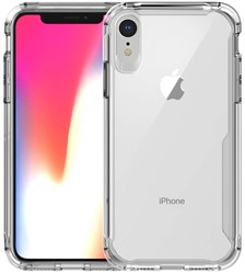 Picture of Tempered Glass Screen Protector & Back Case For Apple iPhone XR