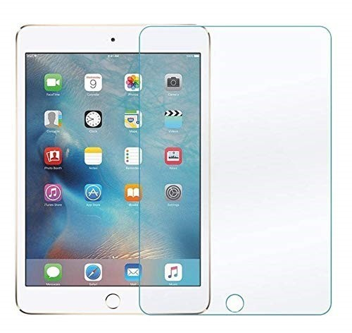 Picture of Tempered Glass Screen Protector For Apple iPad 1 2 3 4 Mini Air Pro 12