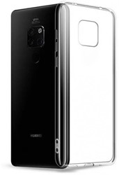Picture of For Huawei Mate 20 Pro Case Clear Slim Trasparent Soft Silicone Back Cover