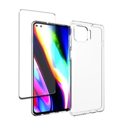 Picture of For Samsung A41 A51 A21S A71 Tempered Glass Screen Protector / Case Cover