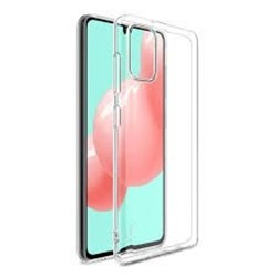 Picture of For Samsung A41 Tempered  Case Cover