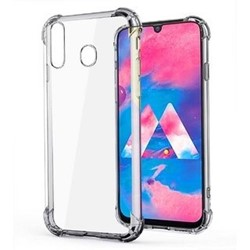 Picture of For Samsung galaxy A70S Transparent  Back Case CLEAR