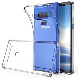 Picture of Full Transparent Mobile Phone Case & Screen Protector  For Samsung Galaxy Note 9