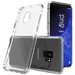 Picture of Full Transparent Back Case For Samsung Galaxy S8 Plus