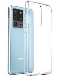 Picture of Full Transparent Back Case For Samsung Galaxy S20