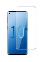 Picture of Full Tempered Glass Screen Protector For Samsung S10 Plus Silicone Clear  Cover