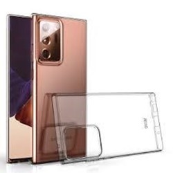 Picture of Genuine Transparent Mobile Phone For Samsung Galaxy Note 20 Case Cover+Screen Protector