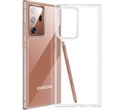 Picture of Genuine Transparent Mobile Phone back Case Cover For Samsung S8  Plus