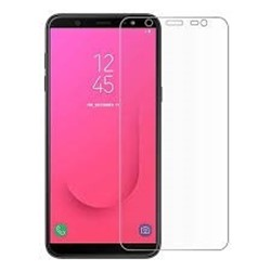 Picture of Genuine Tempered Glass Screen Protector & Cover Case For Samsung Galaxy J8