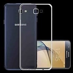 Picture of Tempered Glass Screen Protector & Back Case For Samsung Galaxy J7 Pro
