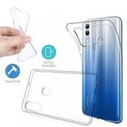 Picture of Transparent back case Cover for Huawei Y7 Smart 2019