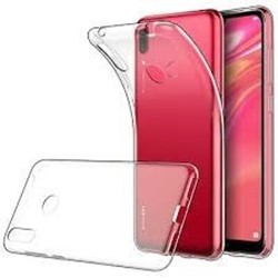 Picture of FOR HUAWEI P SMART 2020 Silicon Cover Front and Back Case