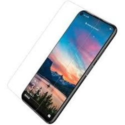 Picture of FOR HUAWEI P SMART 2021 Silicon Cover Screen Protector.