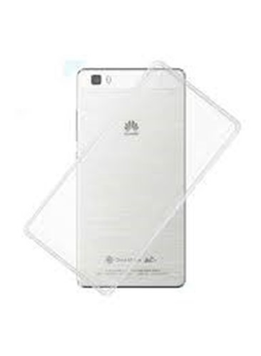 Picture of For Huawei P9 Silicone Back Case & Screen Protector