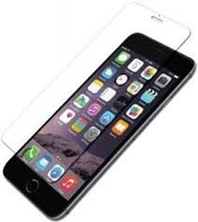 Picture of Tempered Glass Screen Protector & Adapter For Apple Iphone 7 Plus.