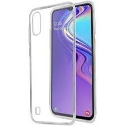 Picture of Full Transparent Back Case Cover For Samsung A70
