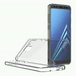 Picture of FULL CLEAR Tempered Glass Case for Samsung Galaxy A3 2017