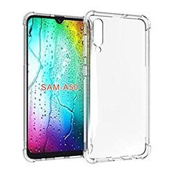 Picture of Genuine Transparent Mobile Phone Case Cover For Samsung Galaxy A50