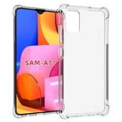Picture of Genuine Transparent Mobile Phone Case Cover For Samsung Galaxy A70
