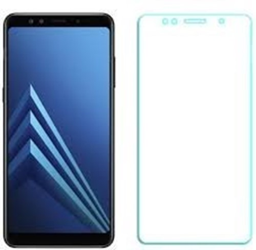 Picture of Genuine Transparent Mobile Phone Protector For Samsung Galaxy A8 Plus