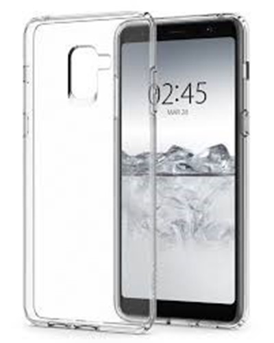 Picture of Genuine Transparent Mobile Phone Case Cover For Samsung Galaxy A8