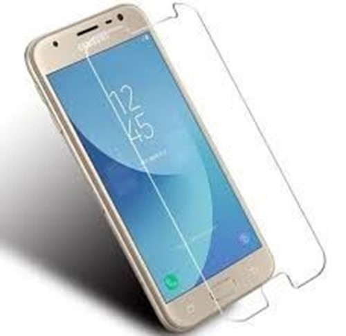 Picture of Genuine Full Transparent Mobile Phone Screen Protector For Samsung Galaxy J3 Pro
