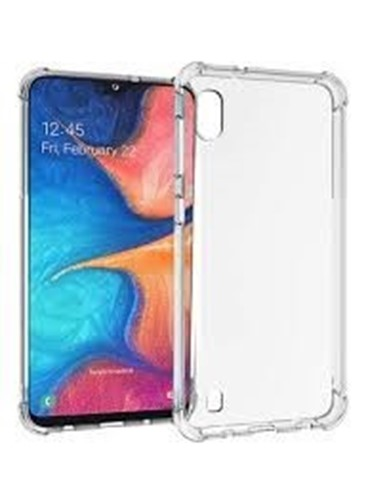 Picture of Genuine Transparent Mobile Phone Case Cover For Samsung Galaxy A6 Plus