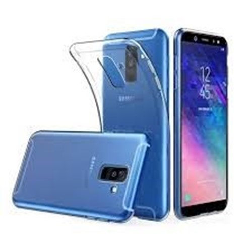Picture of Genuine Full Tempered Glass Screen Protector & Back Case For Samsung Galaxy J8